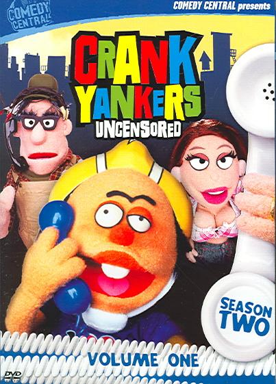 CRANK YANKERS:SEASON 2 VOL 1 BY CRANK YANKERS (DVD)