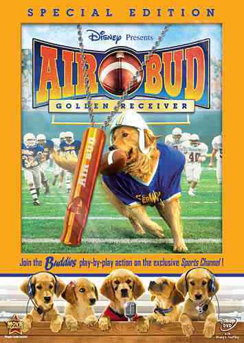 AIR BUD:GOLDEN RECEIVER SE BY CONWAY,TIM (DVD)